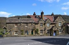 Grindleford, Sir William, Derbyshire © Neil Theasby